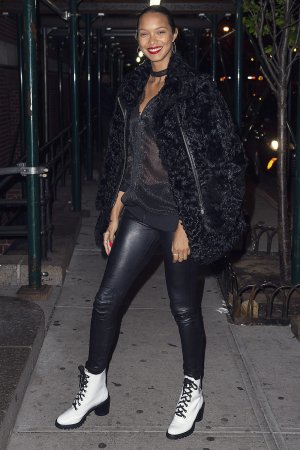 Lais Ribeiro at Martha Hunt's birthday party