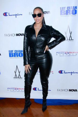 Lala Anthony attends Winter Wonderland Benefiting Girls Inc