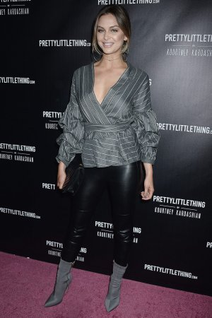 Lala Kent attends PrettyLittleThing By Kourtney Kardashian Launch