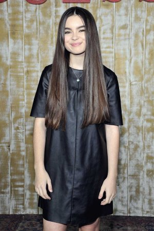 Landry Bender attends GUESS Glitz and Glam Holiday event