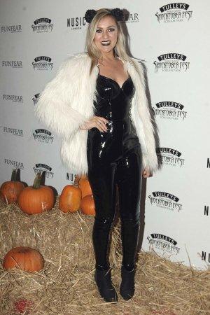 Larissa Eddie at Shocktober Fest Halloween Launch