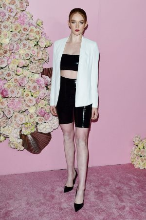 Larsen Thompson attends Patrick Ta Beauty Launch Party