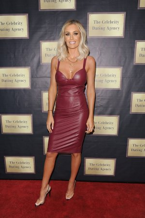 Laura Anderson attends Wrap Party for Reality TV Show 'Celebs Go Dating'