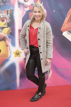 Laura Hamilton attends The Lego Movie 2: The Second Part at Cineworld Premiere