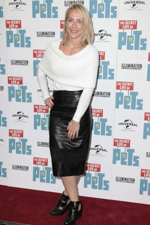 Laura Hamilton attends The Secret Life Of Pets DVD Launch