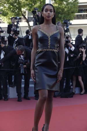 Laura Harrier at Closing Ceremony during the 71st annual Cannes Film Festival