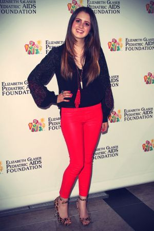 Laura Marano and Vanessa Marano attend Elizabeth Glaser Pediatric AIDS Foundation
