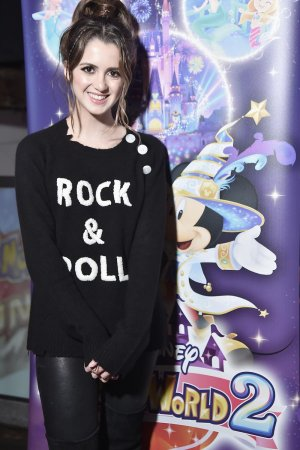 Laura Marano hosts the Nintendo 3DS Girls Love Gaming event