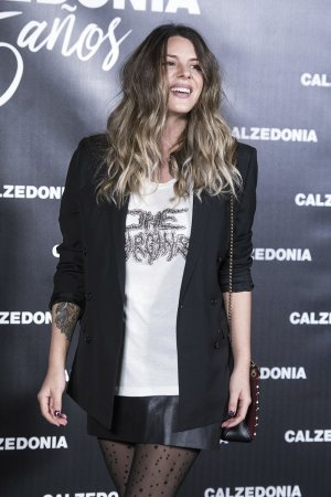 Laura Matamoros attends Calzedonia 25th Anniversary Party