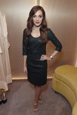 Laura Osnes attends LA PERLA Partners with Broadway Cares / Equity Fights AIDS