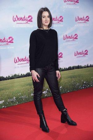 Laura Roge attends Wendy 2 Freundschaft für immer Premiere