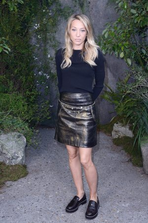 Laura Smet attends Chanel show