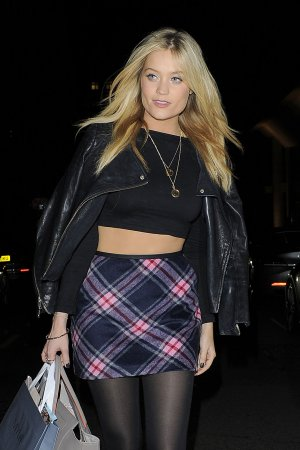 Laura Whitmore at MYLA celebrating their 15th Anniversary