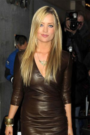 Laura Whitmore at the BRIT Awards Nominations Party