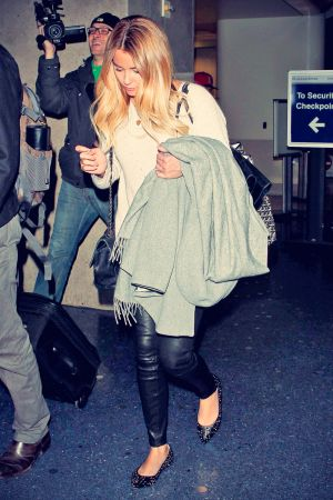 Lauren Conrad at LAX in LA