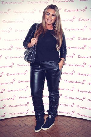 Lauren Goodger attends Superdrug 50th Birthday celebration