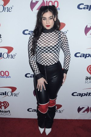 Lauren Jauregui attends Z100s Jingle Ball
