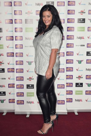 Lauren Murray attends The National Reality TV Awards