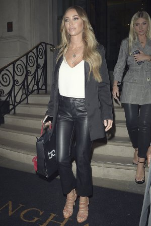 Lauren Pope at The Langham Hotel