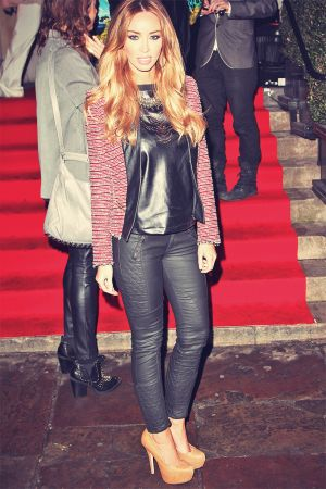 Lauren Pope attends I.AM+ foto.sosho Launch Party
