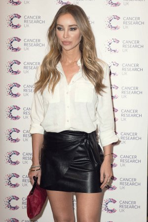 Lauren Pope attends Jog On To Cancer Charity Event