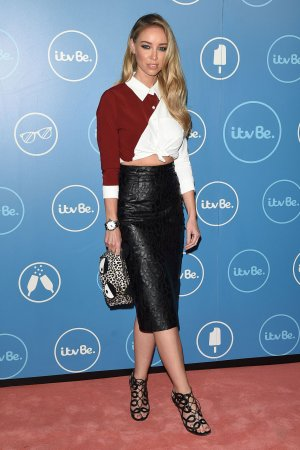Lauren Pope attends The ITVBe launch party