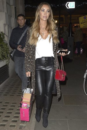 Lauren Pope attends W7 Cosmetics Launch Party