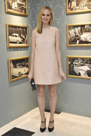 Lauren Santo Domingo attends the Miu Miu dinner