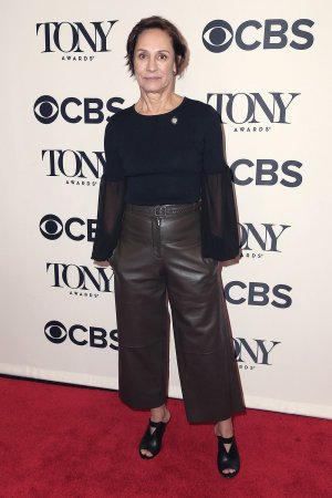 Laurie Metcalf attends Tony Awards Nominees photocall
