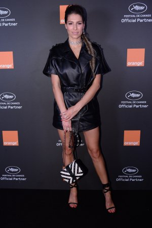 Laury Thilleman attends Orange party