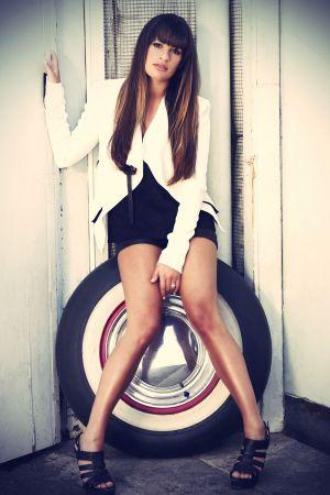 Lea Michele - FOX Shoot 2012