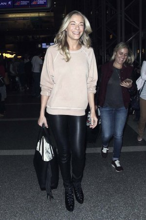 LeAnn Rimes seen at LAX