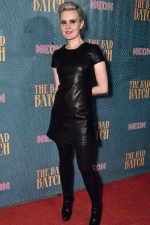 Lee Bries attends The Bad Batch Film premiere
