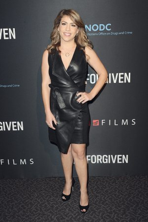 Lee Broda attends The Forgiven Los Angeles Premiere