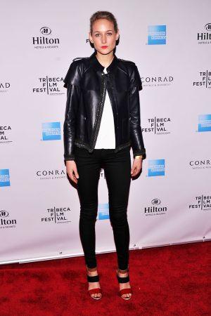 Leelee Sobieski at Tribeca Film Festival