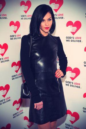 Leigh Lezark at Michael Kors - Golden Heart Gala