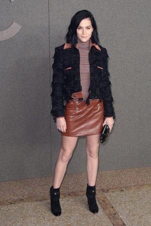 Leigh Lezark attends Chanel Metiers d'Art Show