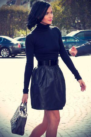 Leigh Lezark Paris Fashion Week Spring Summer 2013