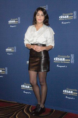 Leila Bekhti attends Cesar 2019 Nominee Luncheon