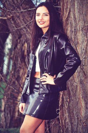 Leila Birch EastEnders Photocall