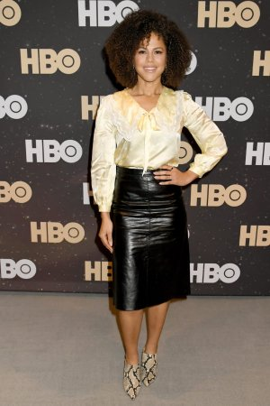 Lenora Crichlow attends WarnerMedia Winter TCA 2020