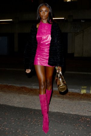 Leomie Anderson at Bankside Hotel