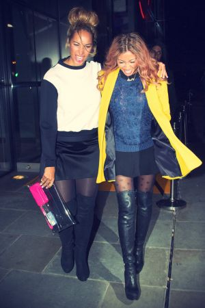 Leona Lewis attends Sushisamba 1st Anniversary party