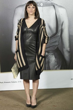 Leonor Watling attends the opening of the exhibition 'LOEWE Past, Present, Future'
