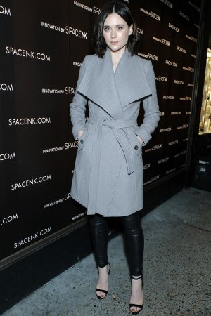 Lilah Parsons attends Innovation by Space NK preview party