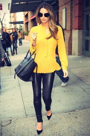 Lily Aldridge out and about in New York