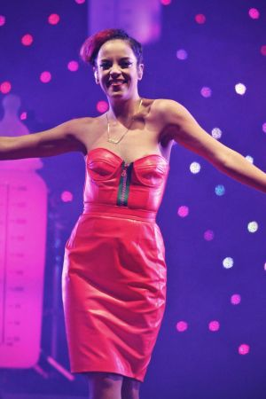 Lily Allen performs at Indian Summer Festival
