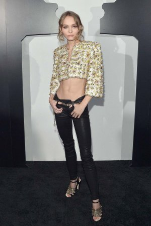 Lily-Rose Depp attends Chanel Dinner Celebrating N 5 L'Eau