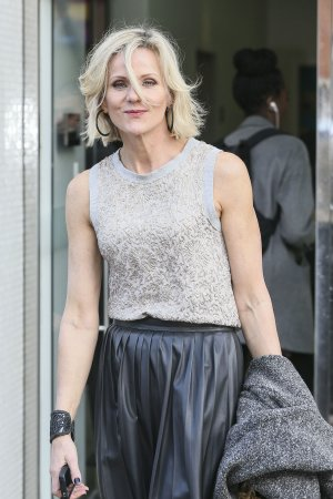 Linda Barker at ITV Studios London