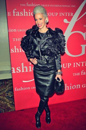 Linda Fargo attends 29th Annual Fashion Group International Night Of Stars